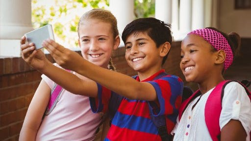 Deciding whether a middle schooler is ready to take on mobile phone responsibility is a personal decision for each family.