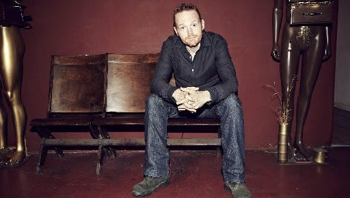 Actor and comic Bill Burr plays the Fox Theatre on Sunday.