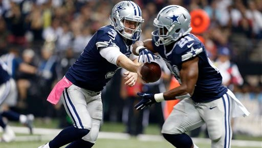 Dallas Cowboys running back Joseph Randle has been arrested again.