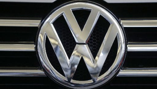Volkswagen is scheduled to appear in federal court on Friday to plead guilty to fraud.