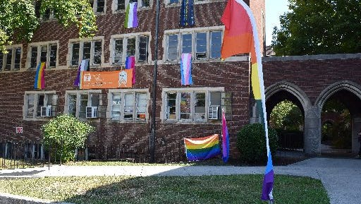 University of Tennessee Pride Center
