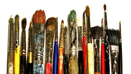 Art classes offered in Martin County.