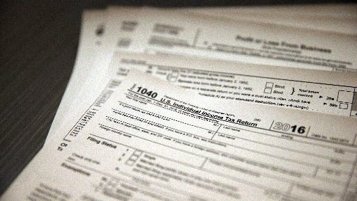 Tax filers need to be aware of various scams during the tax season, as well as during the year.