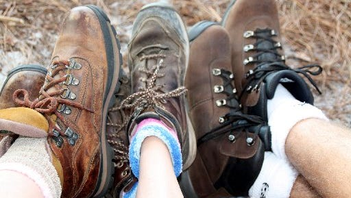 St. Lucie Guided Hikes at Bluefield Preserve at Port St. Lucie.