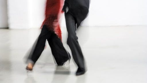 Want to learn how to dance?  Check out our community calendar for classes.