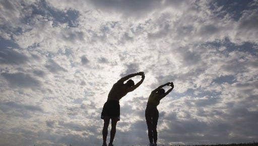 Tai Chi for Health Classes at Oxbow Eco-Center,