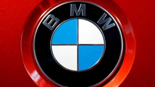 """FILE - This Tuesday, March 21, 2017, file photo shows the logo of German car manufacturer BMW on a BMW M6 Coupe car during the company's earnings news conference in Munich, Germany. Bill O'Reilly's top-rated Fox News show may be starting to feel a financial sting after allegations that he sexually harassed several women. BMW said Tuesday, April 4, 2017, that they are joining the other advertisers that are pulling their ads from """"The O'Reilly Factor."""""""