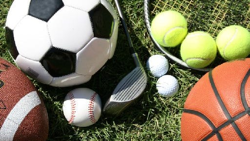 You'll find all kinds of events in our sports calendar.