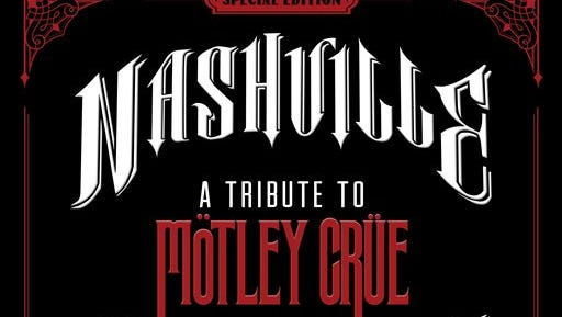 """This CD cover image released by Big Machine Records shows """"A Tribute to Motley Crue,"""" by Nashville Outlaws."""