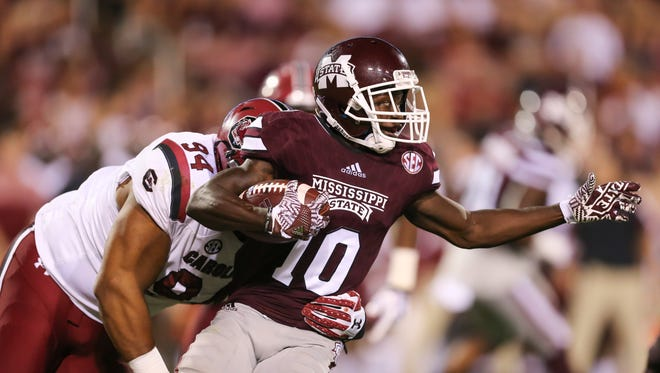Mississippi State's Brandon Holloway is questionable for this weekend's game against Kentucky but Dan Mullen isn't confident he'll play.