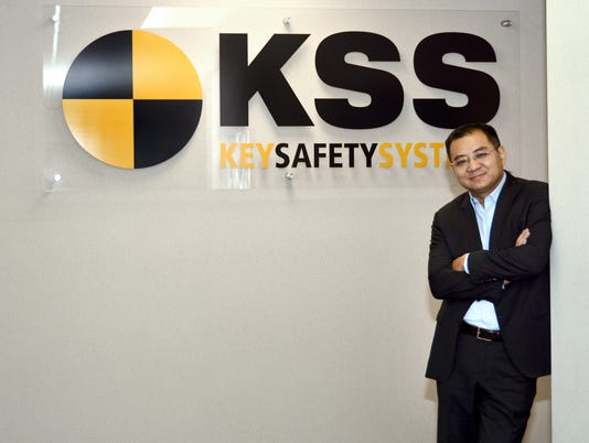 Jason Luo, CEO of Key Safety Systems