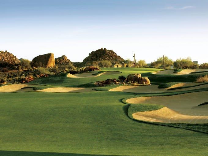Around 1990, Troon Golf Management took the chance