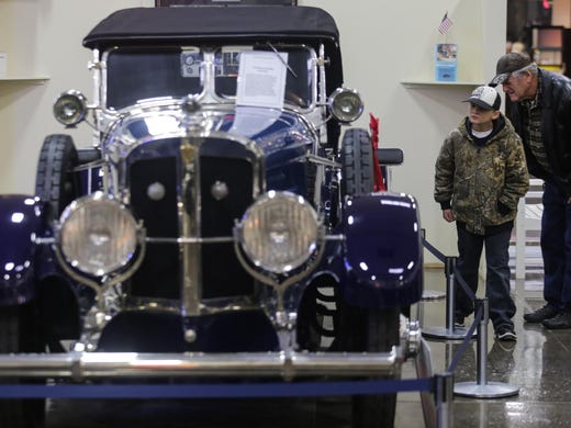 Stahls Museum Holds Treasure Trove Of Automotive History