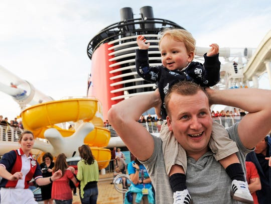 Disney Dream wins the title of Best Cruise Ship for