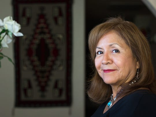 Navajo Nation Poet Laureate Laura Tohe credits Chicano writer Rudy Anaya for providing her with the encouragement and guidance that launched her writing career.