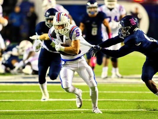 LATech FB @ Rice Live Action 1