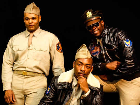 'Black Angels over Tuskegee' takes the Flynn Center stage Friday.