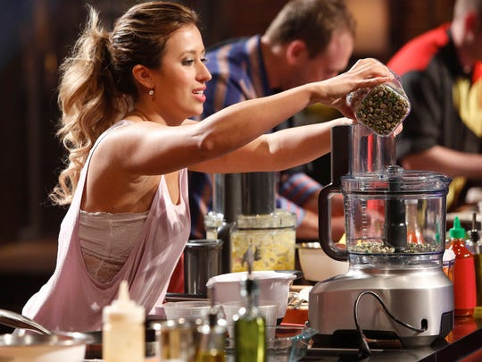 """MasterChef"" contestant Cassie Peterson hails from Clear Lake, Iowa."
