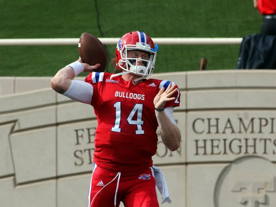 Louisiana Tech is one of three C-USA teams that can