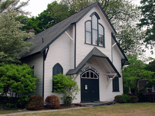 "The Schoolhouse Museum on Glen Avenue. A walking tour will take participants along historic East Glen and ""Scrabbletown"" in Ridgewood."