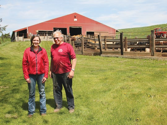Working with the NRCS has been a true partnership for