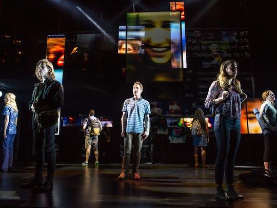 'Dear Evan Hansen' wins the award for best musical