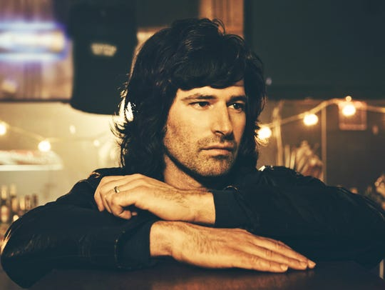 Singer-songwriter Pete Yorn plays a solo acoustic show