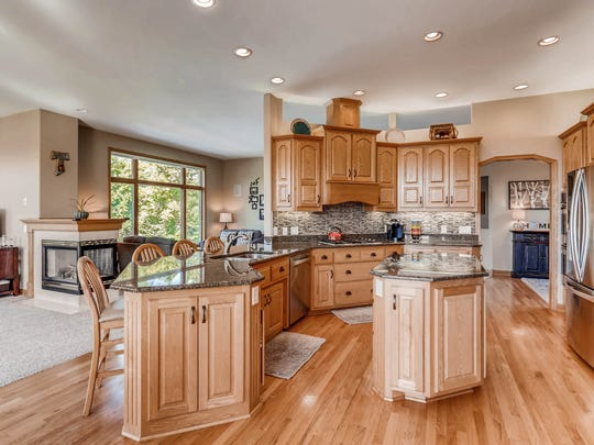 Imagine cooking in the kitchen at 1354 Sixth St. NW,