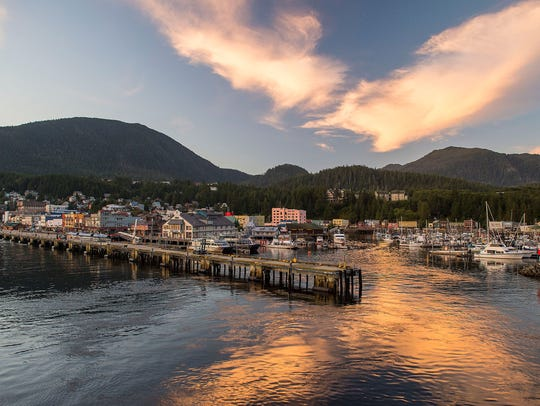 Ketchikan, Ala., is the Salmon Capital of the World with five salmon species and prime salmon fishing from June to September.