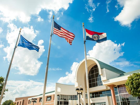 Enrollment at Ozarks Technical Community College is up in the spring for the first time.