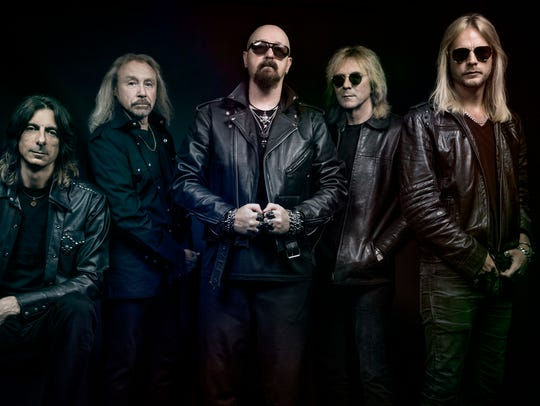 Legendary metal band Judas Priest brings its Firepower