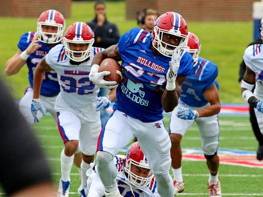 LATechFB Spring Game