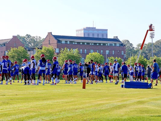 Bulldogs open pre-season drills