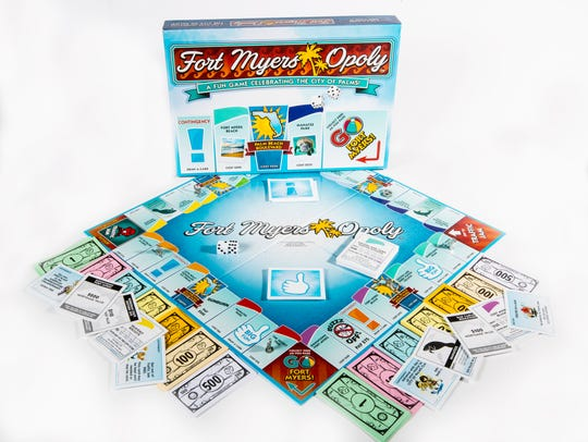 Fort Myers Monopoly Game Hits Walmart Shelves