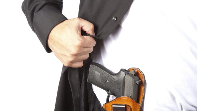 A concealed carry seminar is scheduled for Tuesday in Bradford County.