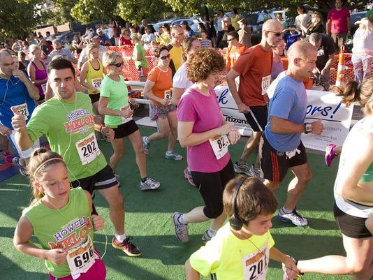 melon run 2013