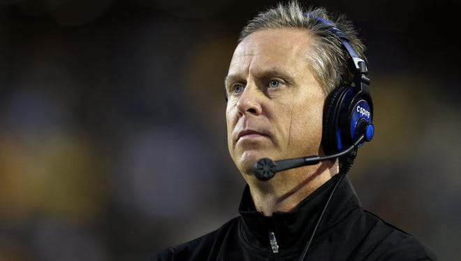 Coach Todd Monken and the Southern Miss football team is just one thing that has the university excited about.