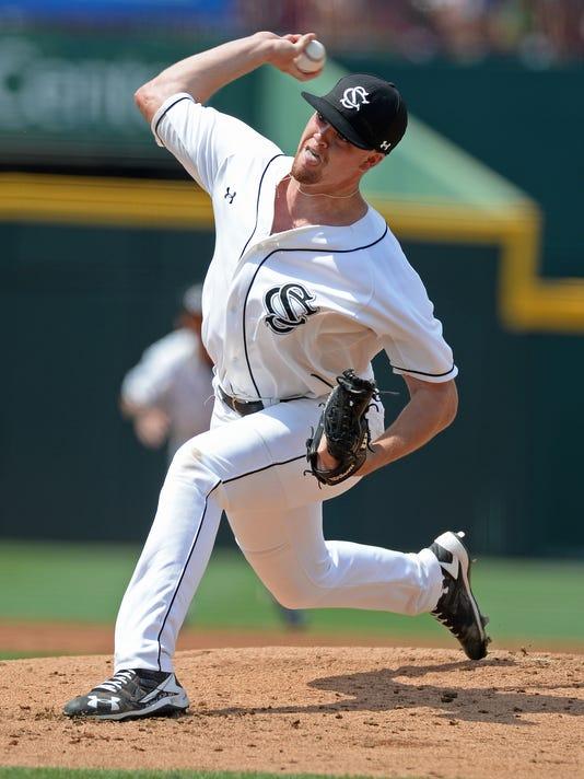 South Carolina Oklahoma State NCAA super regional baseball