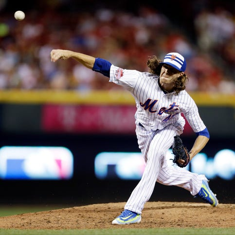 Jacob deGrom hoping to get second chance to wow crowd at All-Star Game
