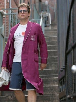 Greg Kinnear stars as a damaged lawyer in new Fox drama 'Rake,' due Jan. 19.