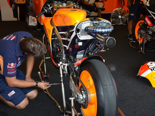 Why these MotoGP bikes cost $2 million