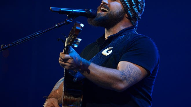 Zac Brown Band Feb. 6 at Resch Center: One of the arena's sold-out shows in 2014.