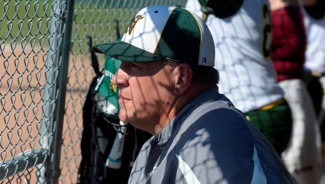 Jeff Kinder, a 1987 graduate of Randolph Southern High School, was drafted by the Milwaukee Brewers out of high school, and spent three years in the minor leagues. He has spent time as a baseball coach, and is in his first year as Northeastern High School's softball pitching coach.