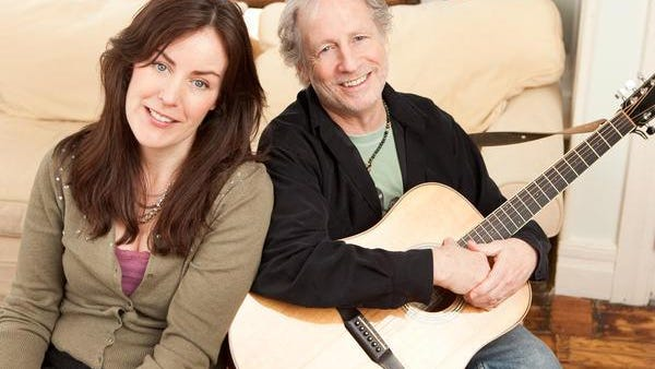 Terry Burns and Ron Kristy perform Saturday in Oxford.