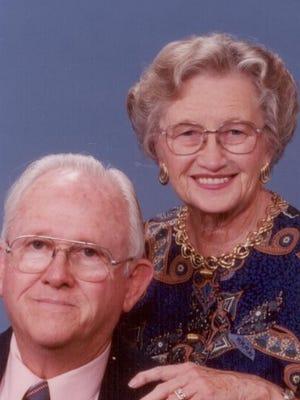 Mr. and Mrs. Joe Greenway celebrated their 70th wedding anniversary on Nov. 22, 2017.