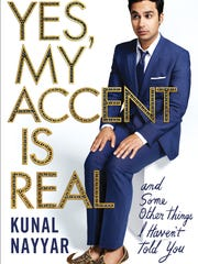 'Yes, My Accent is Real' by Kunal Nayyar