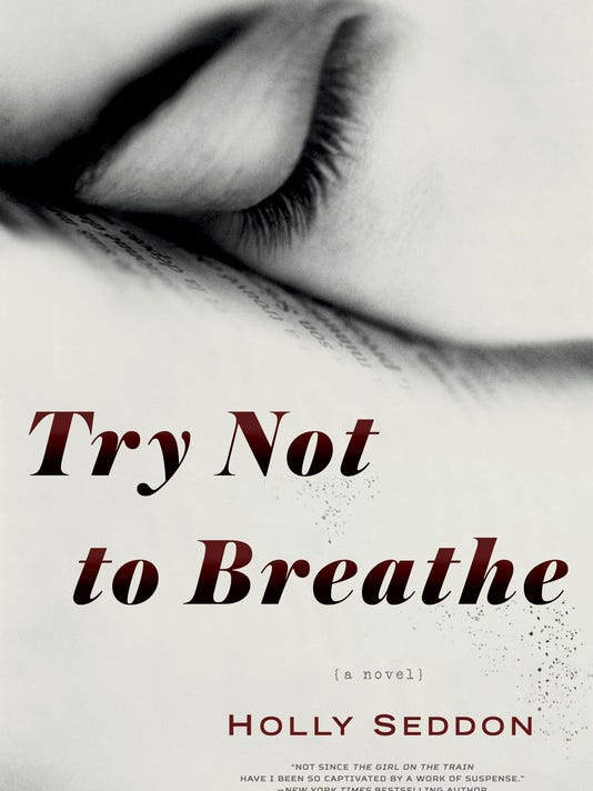 Book Review Try Not to Breathe