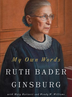 """""""My Own Words' by Ruth Bader Ginsburg"""