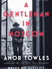 """A Gentleman in Moscow"""