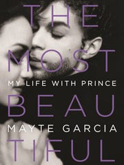 'The Most Beautiful: My Life With Prince' by  Mayte